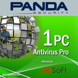 Panda Antivirus Pro 2018 10pc/1rok