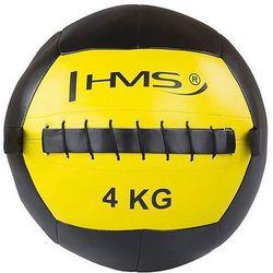 HMS Piłka lekarska Wall Ball Crossfit 4 kg - 4kg