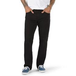 spodnie VANS - Straight Denim / Black (BLK) rozmiar: 36
