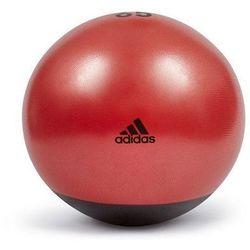 Piłka gimnastyczna 65 cm ADBL-14246OR Adidas pomarańczowa - pomarańczowy