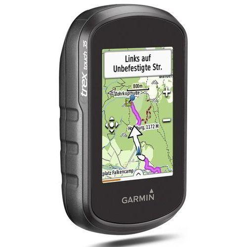 Nawigacja turystyczna, Garmin eTrex Touch 35 - produkt w magazynie - szybka wysyłka!