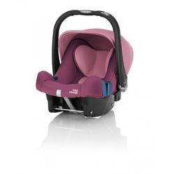 Britax Römer Fotelik Baby-Safe Plus SHR II 2018, 0-13 kg, Wine Rose - BEZPŁATNY ODBIÓR: WROCŁAW!
