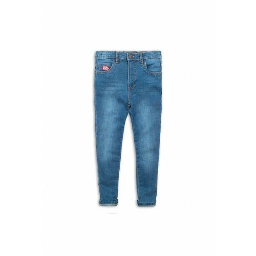 Spodnie dla dzieci, Spodnie dziewczęce jeansowe 3L39AD Oferta ważna tylko do 2031-10-22