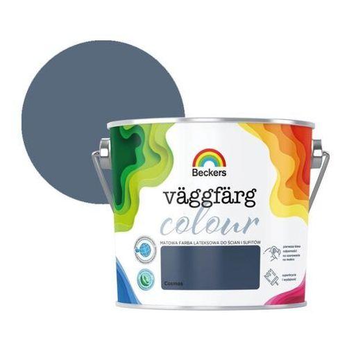 Farby, Farba lateksowa Beckers Vaggfarg Colour cosmos 2,5 l