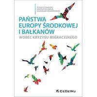 Biblioteka biznesu, Państwa Europy Środkowej i Bałkanów wobec kryzysu migracyjnego - książka
