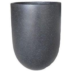 Donica FARO Slim czarna 37x54