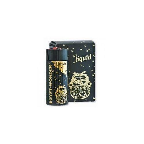 Pozostałe kosmetyki do ciała, Egypt Wonder Liquid, naturalny płyn brązujący + rekawica, 100ml