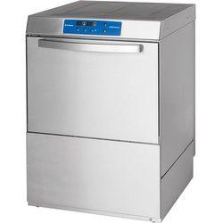 Zmywarka uniwersalna Power Digital z dozownikiem płynu myjącego, pompą zrzutową i pompą wspomagającą płukanie STALGAST 801566