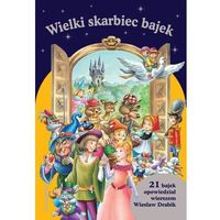 Książki dla dzieci, Wielki skarbiec bajek - wiesław drabik