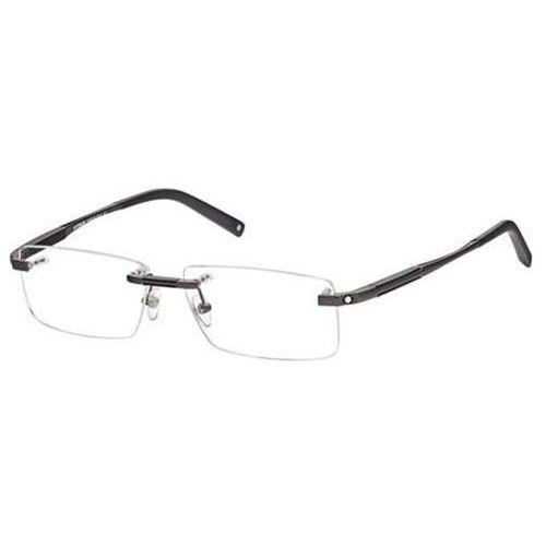 Okulary korekcyjne, Okulary Korekcyjne Mont Blanc MB0349 008