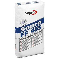 Klej elastyczny Sopro FF455 25 kg biały