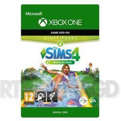 The Sims 4 - Zabawa na Podwórku Akcesoria DCL [kod aktywacyjny] Xbox One