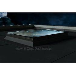 Okno do płaskiego dachu OKPOL PGX B6 Spherline 60x60