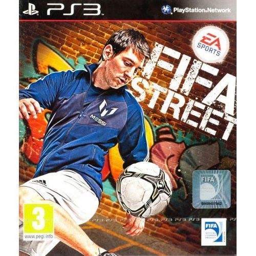 Gry na PlayStation 3, Fifa Street (PS3)