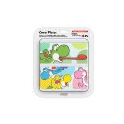 New 3DS Cover Plate multicolor Yoshis