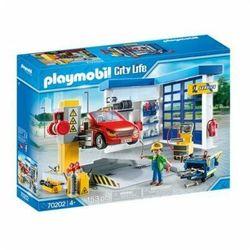 Playmobil Zestaw Warsztat samochodowy Spiesz się. 20% OFF!!