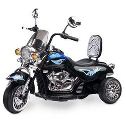 Pojazd na akumulator Toyz Rebel black