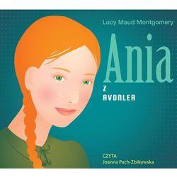Ania z Avonlea. Książka audio CD MP3