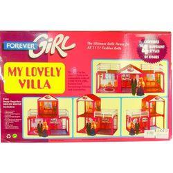 Zabawka SWEDE Domek dla lalek typu Barbie + DARMOWY TRANSPORT!