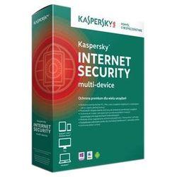 Oprogramowanie antywirusowe Kaspersky Internet Security Multi-Device 1Y produkt cyfrowy ESD 5D - KL1941PCEFS- Zamów do 16:00, wysyłka kurierem tego samego dnia!