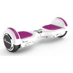 Elektryczna deskorolka smartboard SKYMASTER Wheels Lark 7 Biało-fioletowy DARMOWY TRANSPORT