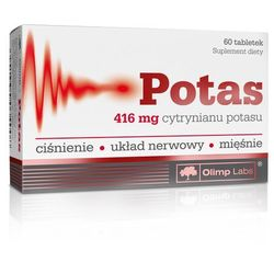 Minerały OLIMP Potas 60 tab Najlepszy produkt Najlepszy produkt tylko u nas!
