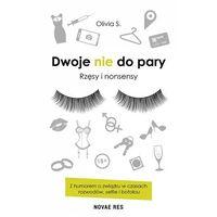 E-booki, Dwoje nie do pary. Rzęsy i nonsensy - Olivia S.