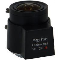 Obiektywy do aparatów, BCS-45105MIR Megapixelowy obiektyw 4.5-10 mm z przysłoną automatyczną do 5 MPX