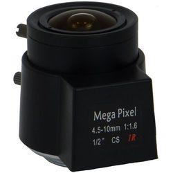 BCS-45105MIR Megapixelowy obiektyw 4.5-10 mm z przysłoną automatyczną do 5 MPX