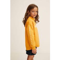 Mango Kids - Bluza dziecięca Fencha 110-164 cm