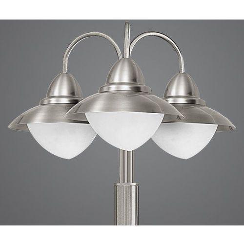 Lampy ogrodowe, 83971 LAMPA SIDNEY LATARNIA POTRÓJNA WYSOKA 220CM EGLO