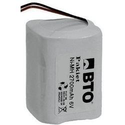 Akumulator NiMH AA 6.0V 2.7Ah 5S1P