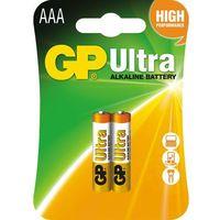 Baterie, GP Batteries bateria AAA (2szt.)Ultra Alkaline