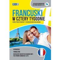 Książki do nauki języka, Francuski w cztery tygodnie (opr. miękka)