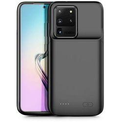 TECH-PROTECT BATTERY Etui z baterią 6000mAh do Samsung Galaxy S20 ULTRA czarne