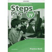 Książki do nauki języka, Steps Plus 4 Materiały ćwiczeniowe + Online Practice Book - Sylvia Wheeldon (opr. miękka)
