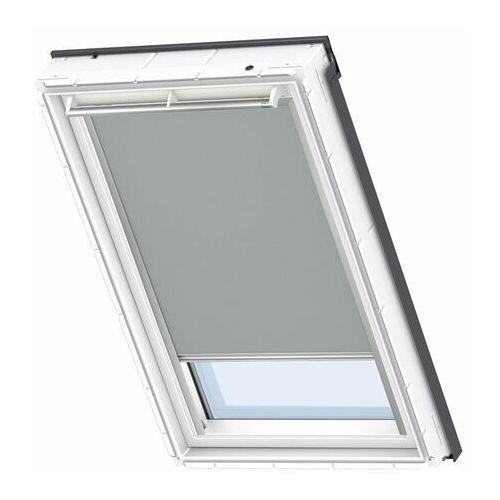 Rolety, Roleta na okno dachowe VELUX elektryczna Standard DML FK06 66x118 zaciemniająca
