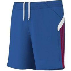 Spodenki młodzieżowe Adidas PARSO13 SHO WBY Z25781 niebieskie