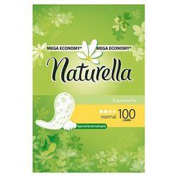 Naturella Normal Camomile wkładki higieniczne 100 sztuk
