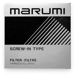 MARUMI Super DHG ND500 Filtr fotograficzny szary 82mm