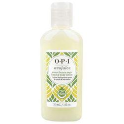 OPI AVOJUICE SWEET LEMON SAGE HAND & BODY LOTION Balsam do dłoni i ciała - cytryna i szałwia (30 ml)