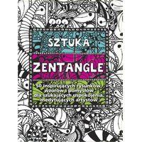 Hobby i poradniki, Sztuka Zentangle (opr. miękka)