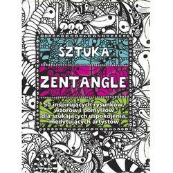 Sztuka Zentangle (opr. miękka)
