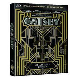 Wielki Gatsby (Edycja kolekcjonerska) (Blu-Ray + CD) - Baz Luhrmann DARMOWA DOSTAWA KIOSK RUCHU