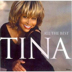TINA TURNER - ALL THE BEST - Album 2 płytowy (CD)
