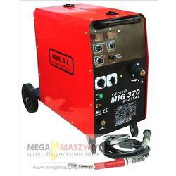 IDEAL Półautomat spawalniczy MIG-MAG TECNOMIG 370 4x4 DIGITAL
