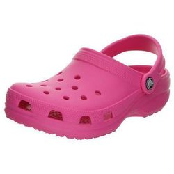 Crocs Classic Kids Fuchsia Różowe klapki dla dzieci Fuksja Różne rozmiary