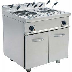 Urządzenie do gotowania makaronu | 2 x 28 litrów | 80x70x85cm | 400V | 14kW