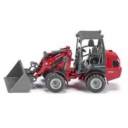 SIKU FARMER 3059 Traktor ładowarka Weidemann Hoftrac metalowy 1:32