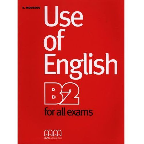Książki do nauki języka, Use of English B2 - for all exams (opr. miękka)